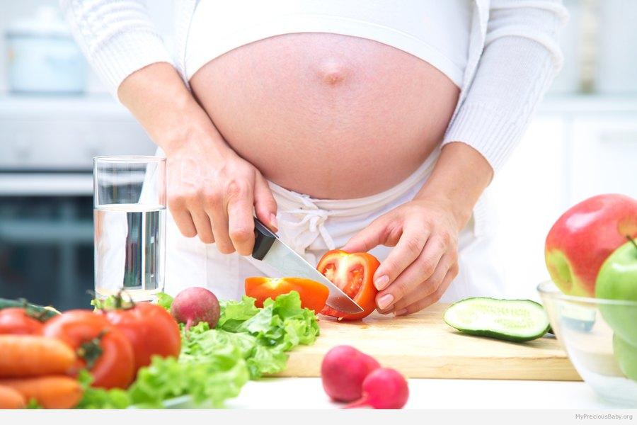 Питание меню подготовка к беременности